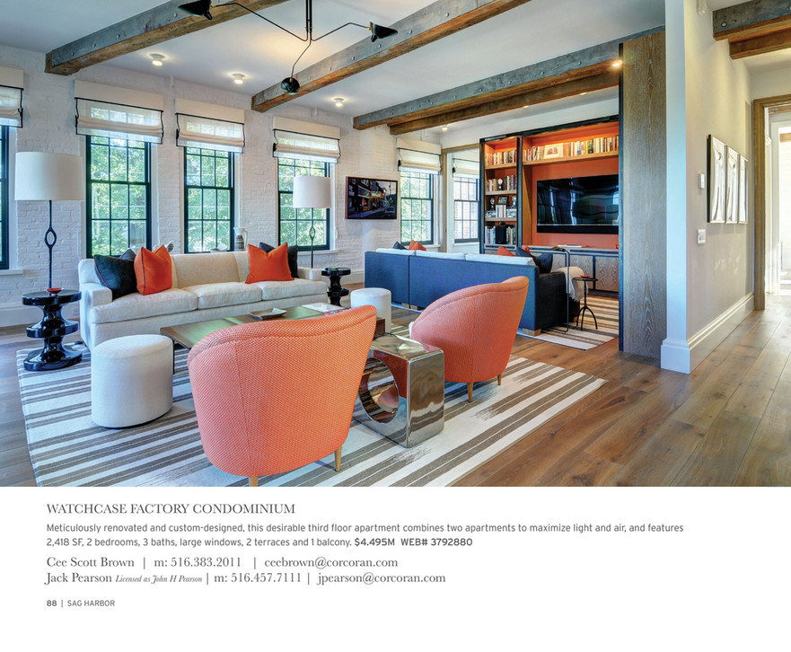 The Corcoran Group Properties For Living East End 2017 Page 90 91